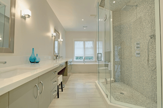Luxury Bathrooms Oakville
