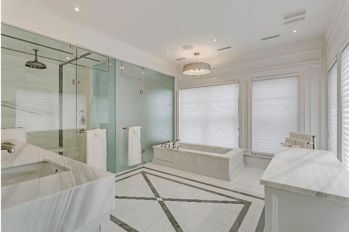 Luxury Bathroom Renovations