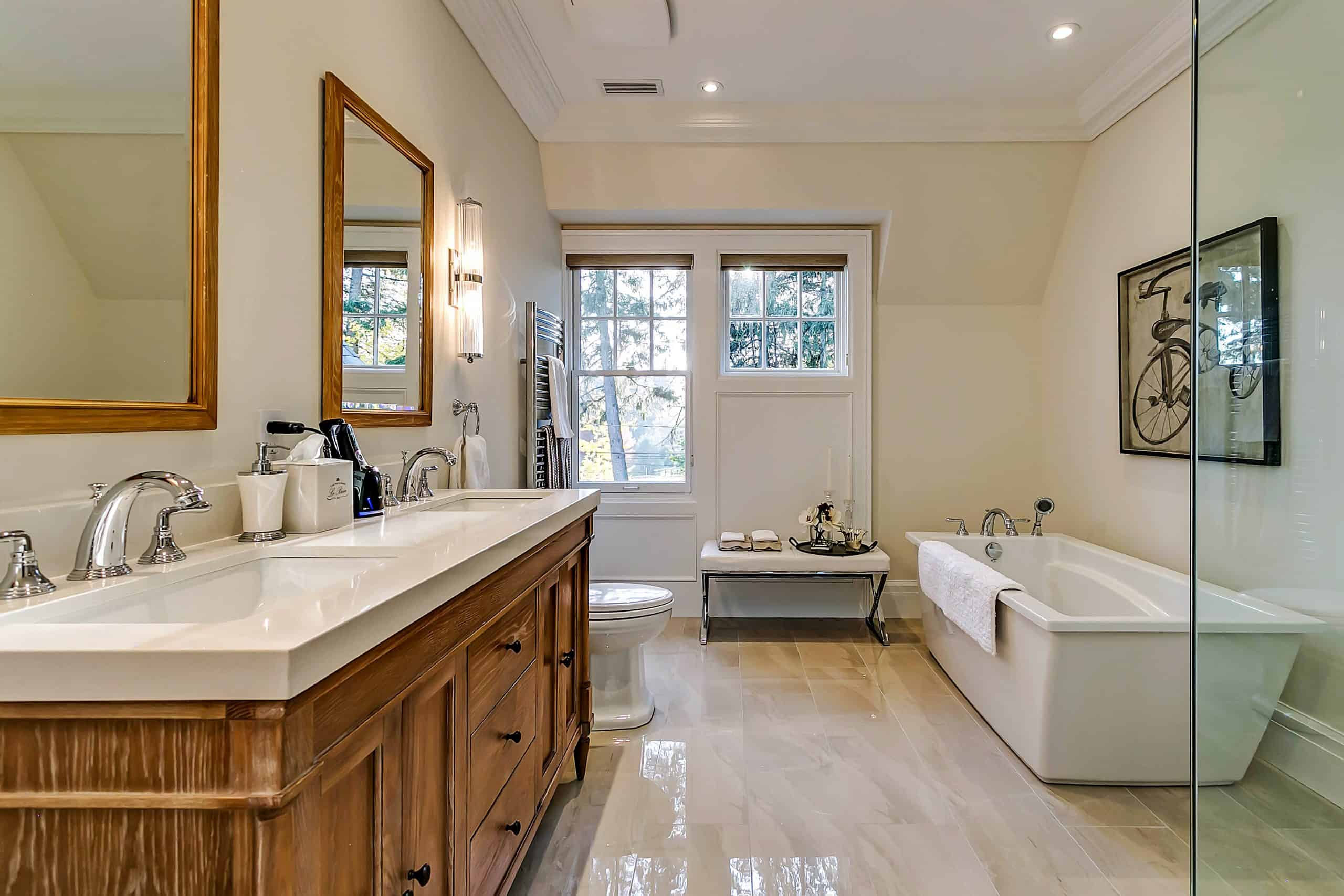 Custom Bathroom Burlington